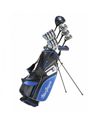 Pánsky golfový set MacGregor DCT3000 - oceľ/grafit