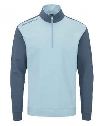 Oscar Jacobson Mens Taylor Mid Layer Pullover