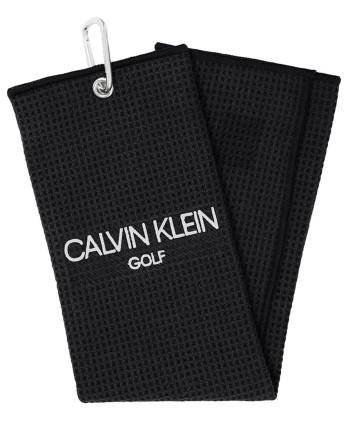 Golfový ručník Calvin Klein Tri-Fold
