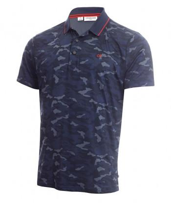 Dětske golfové tričko Calvin Klein Camoflouge