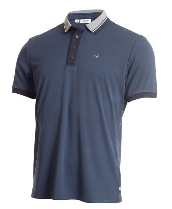 Pánské golfové triko Calvin Klein Cliff 2020