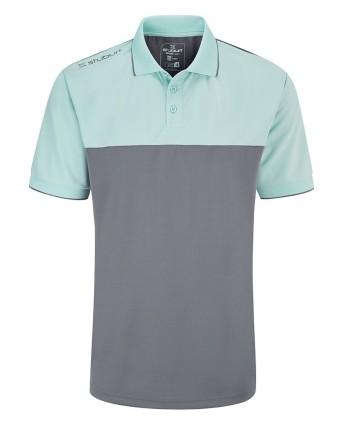 Pánske golfové tričko Stuburt Evolve Duo Block
