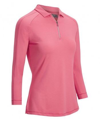 Dámske golfové tričko Callaway 3/4 Sleeve Jersey