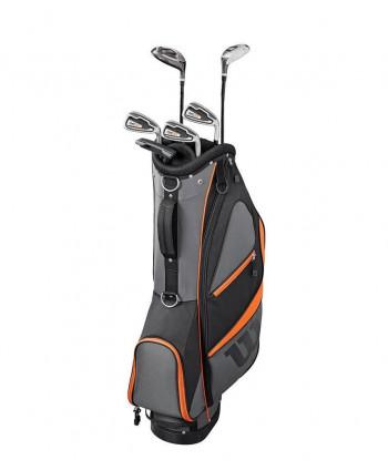 Pánsky polovičný golfový set Wilson X-31 - grafit