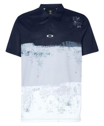 Pánské golfové triko Oakley Color Block Shad