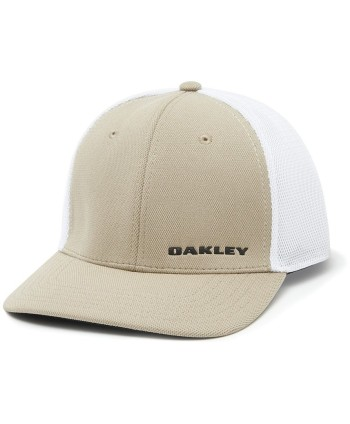 Golfová kšiltovka Oakley Silicone Bark Trucker Print 2.0