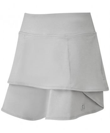 Dámska golfová sukňa FootJoy Lightweight Jersey Knit Layered