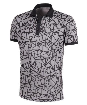 Galvin Green Mens Mario Ventil8 Plus Short Sleeve Polo Shirt