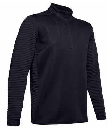 Under Armour Mens Storm Daytona Crestable Left Chest Half Zip Pullover