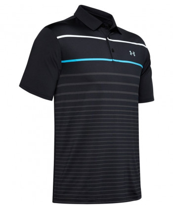 Pánské golfové triko Under Armour Playoff 2.0 Gradiated Chest Stripe