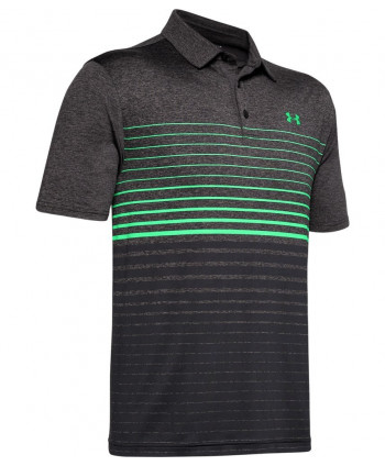 Pánské golfové triko Under Armour Playoff 2.0 Gradiated Stripe