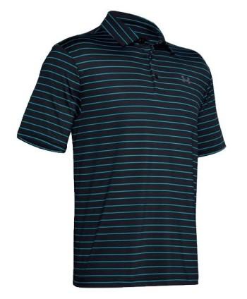Pánské golfové triko Under Armour Playoff 2.0 Tour Stripe