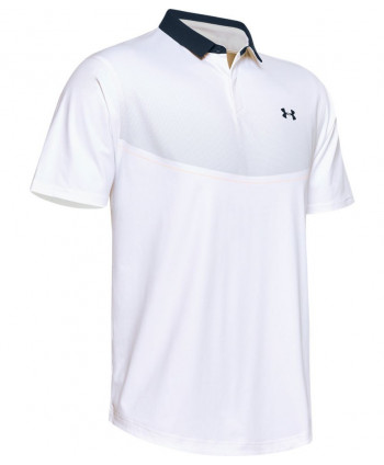 Under Armour Mens Iso-Chill Graphic Polo Shirt