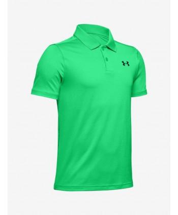 Dětské golfové triko Under Armour Textured Performance