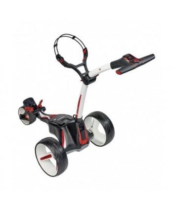 Elektrický vozík M1 Pro a bag Motocaddy Club- Series