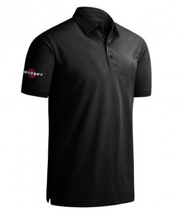 Callaway Mens Linear Print Polo Shirt