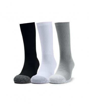 Pánské golfové ponožky Under Armour HeatGear Tech Crew (3 páry)