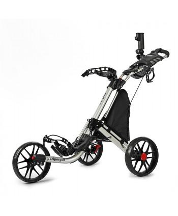 Trojkolesový golfový vozík Caddytek Sniper