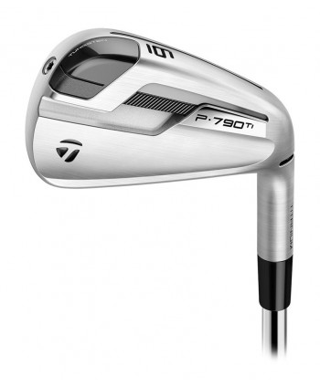 TaylorMade P790 Ti Irons (Steel Shaft)
