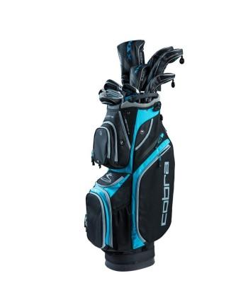 Cobra Ladies F-Max Superlite Complete Golf Set (Graphite Shaft)