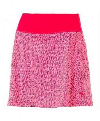 Dámská golfová sukně Puma PWRSHAPE Polkadot Skirt