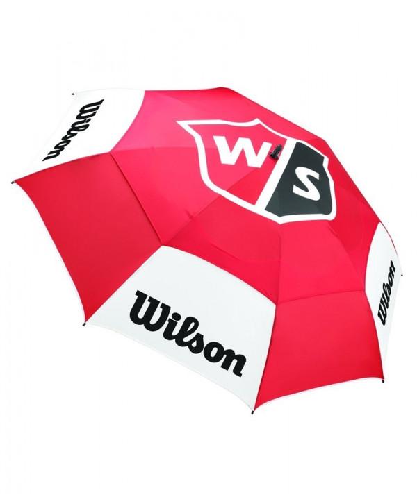 Wilson 68 Inch Double Canopy Tour Golf Umbrella