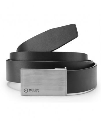 Pánský kožený golfový pásek Ping
