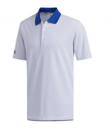 Pánské golfové triko Adidas Performance Stripe Crestable
