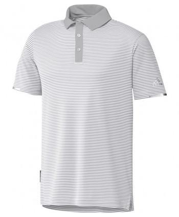 Pánské golfové triko Adidas Heat Ready Stripe