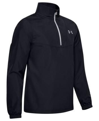 Under Armour Junior Storm Woven Half Zip Jacket
