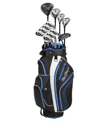 Pánsky golfový set MacGregor DCT2000 - oceľ/grafit