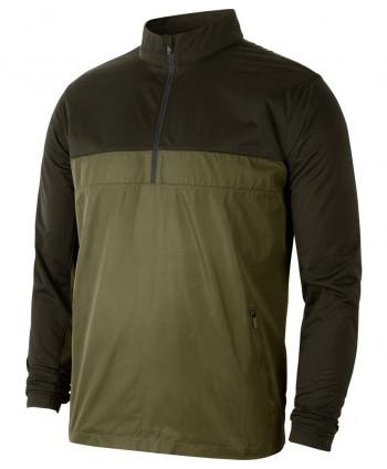 Nike Mens Shield Victory Half Zip Golf Jacket