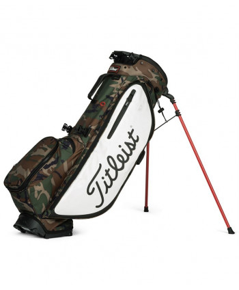 Titleist Players 4+ StaDry Stand Bag - Camo Collection