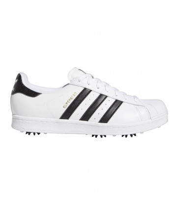 adidas Mens Superstar Golf Shoes