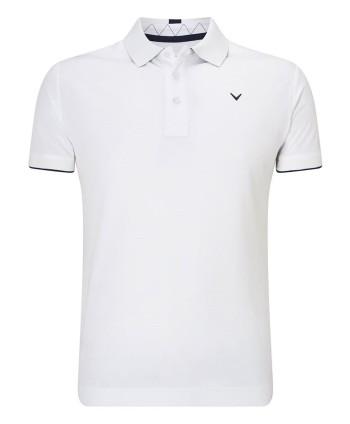 Pánské golfové triko Callaway Contrast Tipped
