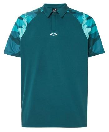 Pánské golfové triko Oakley Chipshot Camo
