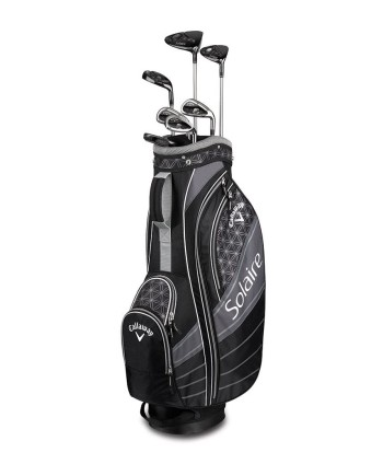 Callaway Ladies Solaire 8 Pc Package Set 2018