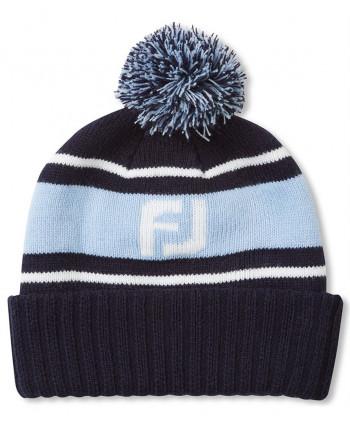 Zimní golfová čepice FootJoy Pom Pom