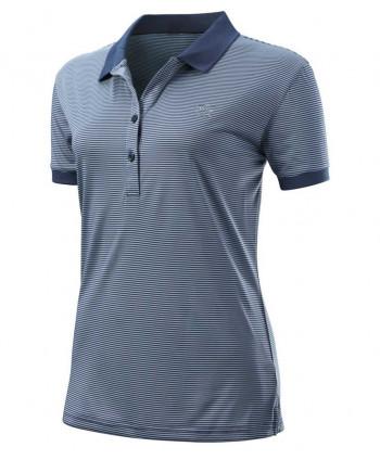 Dámské golfové triko Wilson Stripe 2020