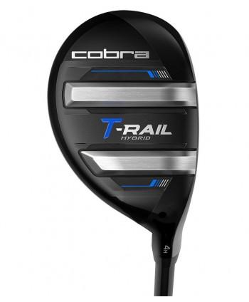 Pánské železa Cobra T-Rail, LH - grafit