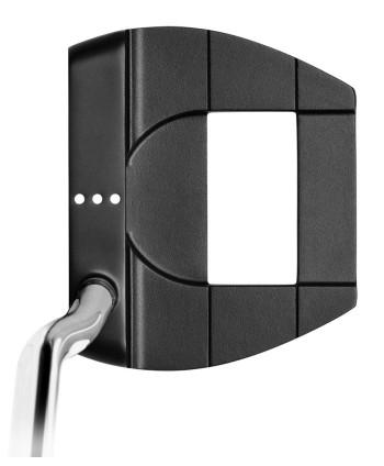 Odyssey O-Works Black Jailbird Mini Putter