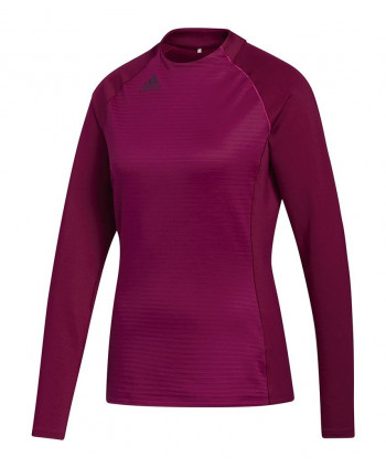adidas Ladies COLD.RDY Long Sleeve Mock Neck Top