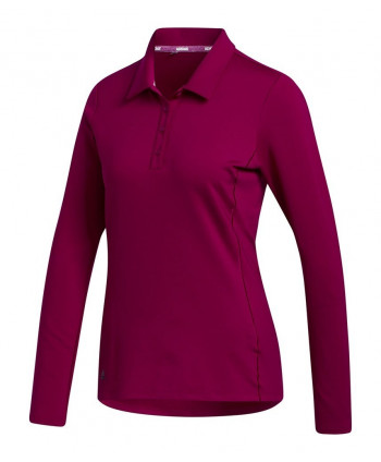 adidas Ladies COLD.RDY Long Sleeve Polo Shirt