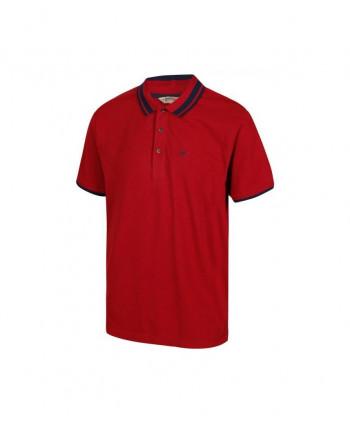 Regatta Mens Panos Long Sleeve Polo Shirt
