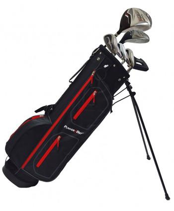 PowerBilt TPX 9-Piece Golf Package Set (Graphite Shaft)