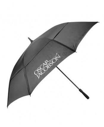 Oscar Jacobson Mens Dual Canopy Umbrella