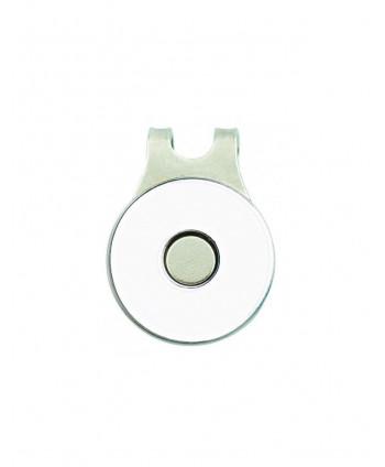 Ball Marker and Visor Clip Set