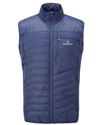 Pánská golfová vesta Stuburt Active Quilted