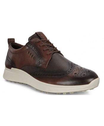 Ecco Mens S-Three Golf Shoes