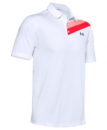 Pánské golfové triko Under Armour Playoff 2.0 Shoulder Graphic